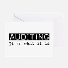 Auditing Is Greeting Cards (Pk of 20)