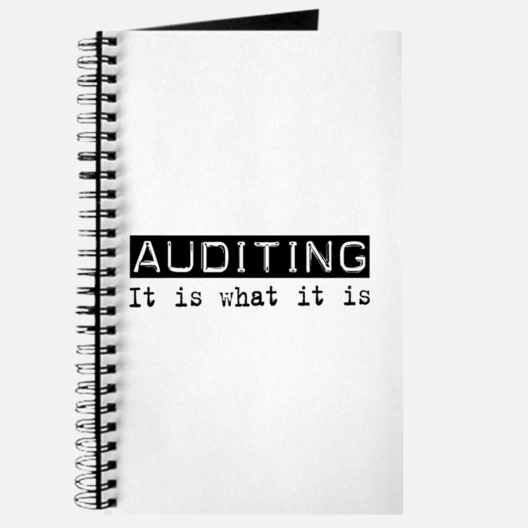 Auditing Is Journal