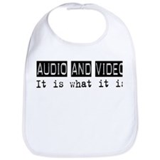 Audio and Video Is Bib
