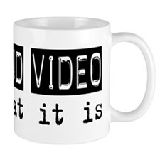 Audio and Video Is Mug