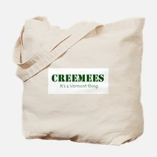 Creemees Tote Bag