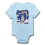 Chambon Family Crest Infant Creeper