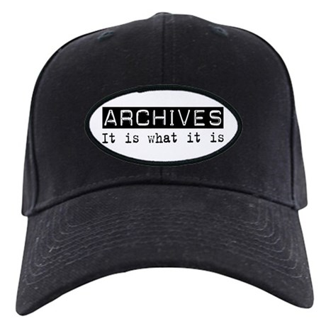 Archives Is Black Cap