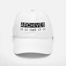 Archives Is Baseball Baseball Cap