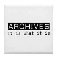 Archives Is Tile Coaster