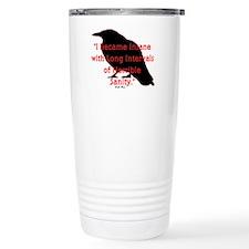 POE QUOTE Travel Mug