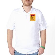 WARNING - I'M HORNY! T-Shirt