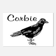 CORBIE Postcards (Package of 8)