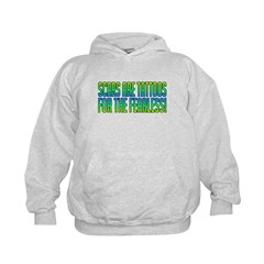 Scars Are Tattoos Hoodie