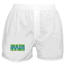 Scars Are Tattoos Boxer Shorts