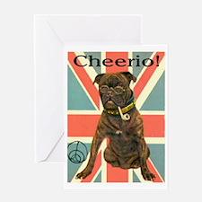 CHEERIO! Greeting Card