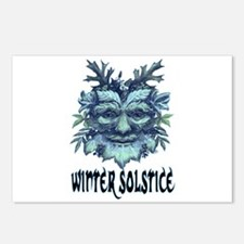 WINTER SOLSTICE Postcards (Package of 8)
