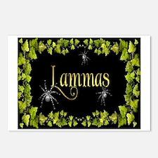 LAMMAS Postcards (Package of 8)