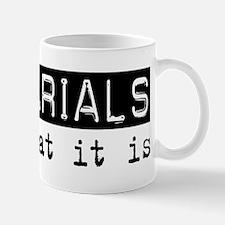 Actuarials Is Mug