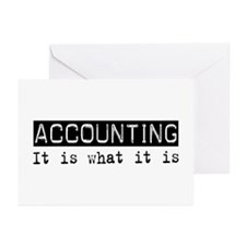 Accounting Is Greeting Cards (Pk of 20)