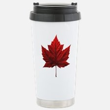 Canada Maple Leaf Travel Mug
