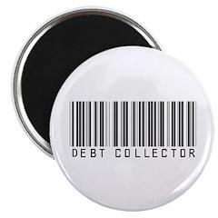 Debt Collector Barcode 2.25