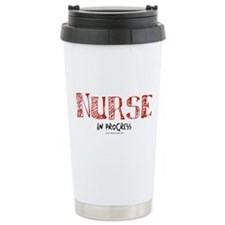 Nurse in Progress Travel Coffee Mug
