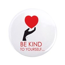 "Just BeKind... 3.5"" Button (10 pack)"