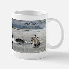Leviathan Feast - Humpback Whales Mugs