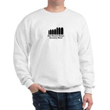 Gun Humor Sweatshirt