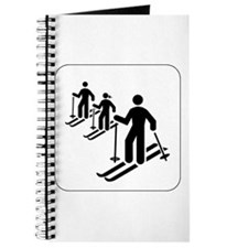 Ski Icon Journal