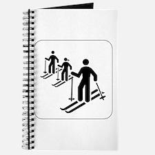 Ski Icon Journal