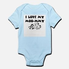 Love my moo-mmy Infant Bodysuit