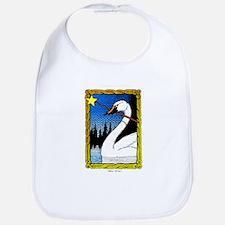 'Swan Magic' Color Bib