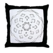 Sphere 1 Throw Pillow