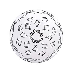 "Sphere 1 3.5"" Button (100 pack)"