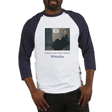 Whistler's Mother Baseball Jersey