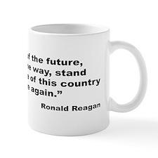 Reagan Future Quote Mug