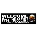 Welcome President Hussein