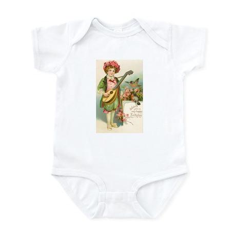 Birthday Wishes Infant Bodysuit