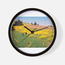Cute Monasticism Wall Clock