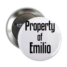 Property of Elvis Button