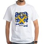 Champion Family Crest White T-Shirt