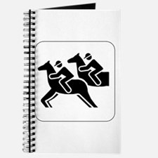 Horse Racing Icon Journal