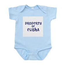 Property of Elisha Infant Creeper