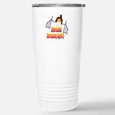 Shetland Sheepdog Stainless Steel Travel Mug