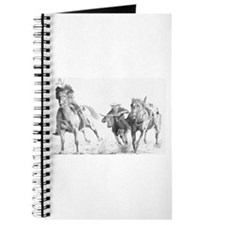 Steer Wrestler Journal