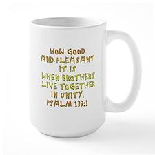 Psalm 133:1 Mug