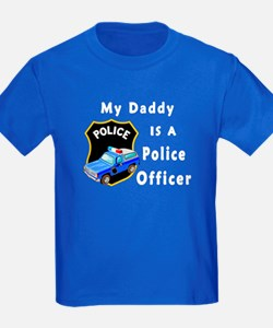 My Daddy Is A Police Officer T