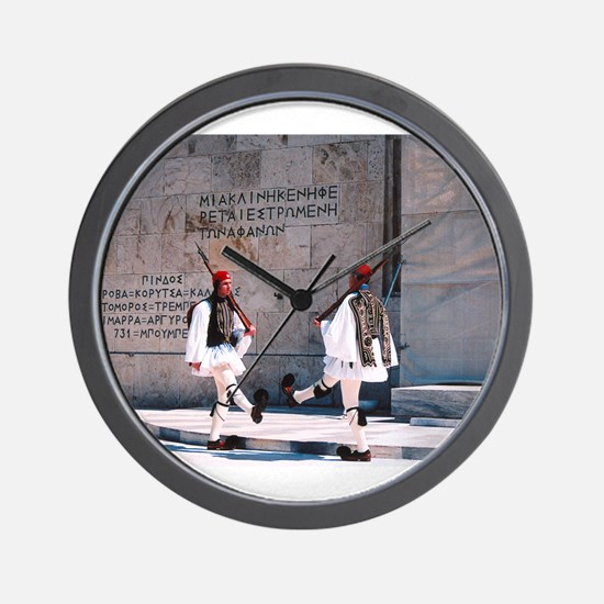 Unique Athens Wall Clock