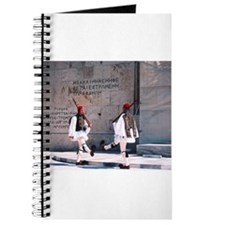 Cute Greek soldier Journal