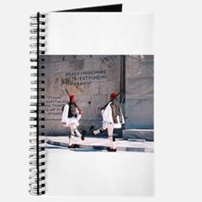 Cute Greek soldier Journal