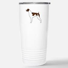 Liver Brittany Travel Mug
