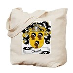 Chauvet Family Crest Tote Bag