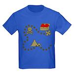Treasured Heart Kids Dark T-Shirt
